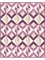 """Jewel Quilt by Lisa Swenson Ruble /48""""x60"""" - Instructions Coming Soon"""