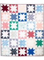 Magic Stars 2 Quilt by Sarah Jane peter pan - instructions coming soon