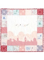 """Peter Pan Wall Quilt by Sarah Jane /30""""x30"""" - Instructions coming soon"""