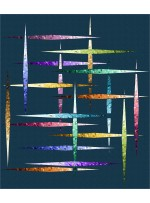 """To the Point Quilt by Tammy Silvers 60""""x70"""""""