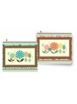 """Dry Ideas Dish Drying Mat by Kristine Poor /14.5""""x16.5"""""""