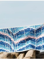 Waves Quilt by France Patchwork - Instructions Coming Soon