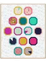 "Slice of Pie by Patty Sloniger / 54x65"""