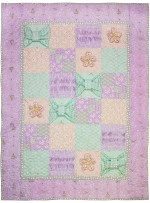 Sparkle Plenty Quilt by Marinda Stewart