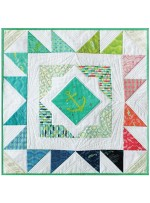 Starboard Mini Quilt by Patty Sloniger - 24x24""
