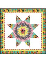 """Starburst Quilt by Wendy Sheppard /65""""x65"""" - Instructions coming soon"""