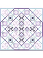 "Stars Over Tuscany Quilt by Strong Coffee Studio  /92""x92"""
