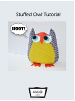 Stuffed Owl Tutorial Tutorial