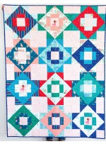 "Meadowland Quilt by Than Came June /48""x64"""