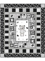 "Tiny Tots Quilt by Heidi Pridemore /50""x60"""