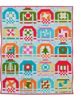 Ugly Christmas Sweater Quilt by Sew Fresh Quilts
