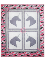 Unicorns Quilt