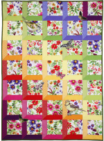 Verity Quilt by Marinda Stewart