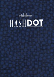 Hash Dot Swatch Card -  42 Colors