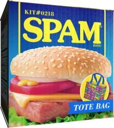 SPAM TOTE BAG KIT
