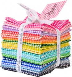Gingham Play FAT 1/4 BUNDLE - 27 pcs
