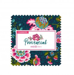 """PROVENCIAL CREAM 5"""" CHARM - 42pcs - comes in a case of 10"""