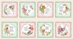 FLOWER FAIRY PATCHWORK