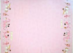 MAGICAL PARADE - DOUBLE BORDER with Cotton Metallic