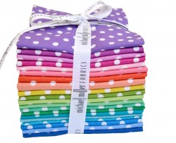 DUMB DOT RAINBOW FAT 1/4 BUNDLE  -comes in a case of 3