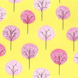 LOLLIPOP TREES on MINKY