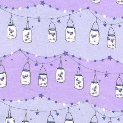 TWINKLE, TWINKLE, LITTLE JARS on FLANNEL