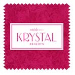 "KRYSTAL BRIGHT 5"" CHARM - 42pcs - comes in a case of 10"