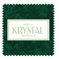 "KRYSTAL NEUTRALS 5"" CHARM - 30pcs - comes in a case of 10"