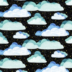SPACE CLOUDS