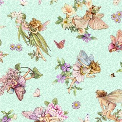 THE DANCING FLOWER FAIRIES