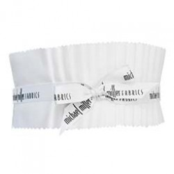 COTTON COUTURE SOFT WHITE ROLLS 40pcs - comes in a case of 5