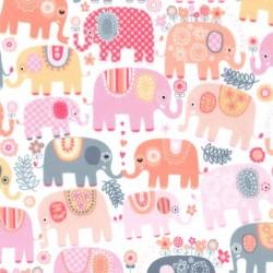 HAPPY ELEPHANTS on MINKY