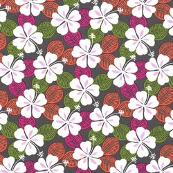 BLOOMING WILD ON MINKY  - Contact your account manager to purchase this item