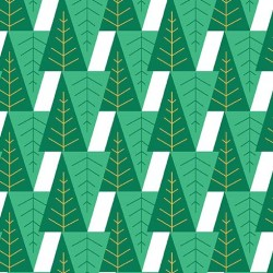 FA LA LA TREE ON MINKY  - Contact your account manager to purchase this item