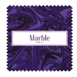 "Marble 10"" SQUARE - 42 pcs. - comes in a case of 5"