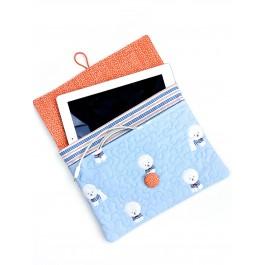 Bichon Frise Pocket Portfolio