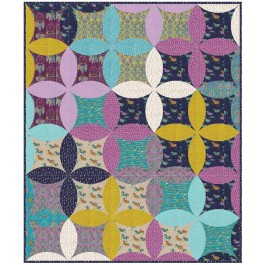 "Catching Dreams Quilt by Marsha Evans Moore /51""x61"""