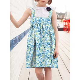 Country Cottage  - Aisley Pinafore Dress
