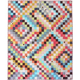 Take a Scrappy Trip around the World featuring Critter Tails by Bonnie Hunter of Quiltville