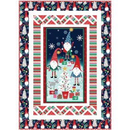 """Do the Peppermint Twist Quilt by Natalie Crabtree / 50""""x70"""""""