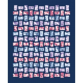 """Dream Weaving Quilt by everydaystitches /65""""x80"""""""