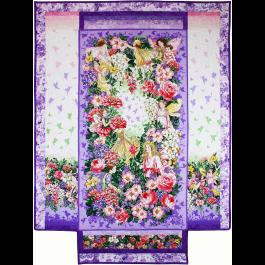 "Fairy Dream Panel by Marinda Stewart  / 41x56"""