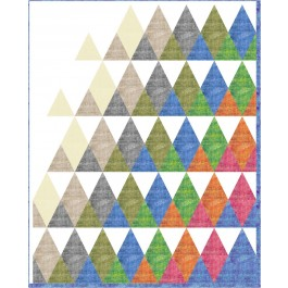 Foothills Quilt by Seems Like A Dream Quilt Deisgn /92x74