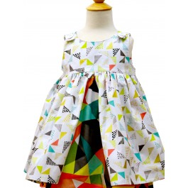 Fractured Nohara Dress