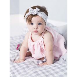Gauze Baby Girl Shirt