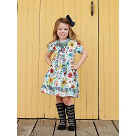 Into The Woods Girls Dress