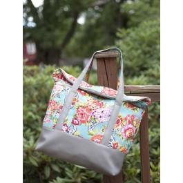 Kashmir Gardens Tote Bag