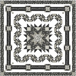 """Legacy Quilt by Christine Stainbrook /92""""x92"""""""