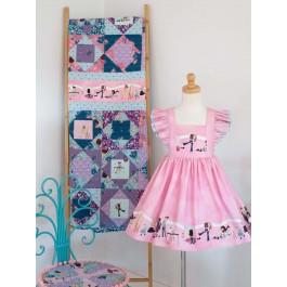 Little Sewists - Bellevue Dress