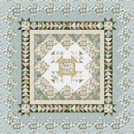 """A Brushel and a Basket Quilt by Charisma Horton  /96""""x96"""""""